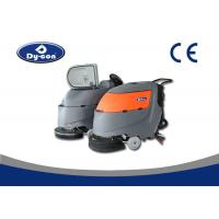 China Classical Compact Commercial Floor Scrubber Dryer Machine For Airport / School Ground wholesale