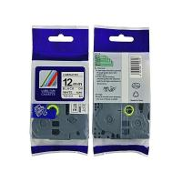 China Compatible 12mm M Tape Label Tape Cassette Tze-231 For Brother Label Printer wholesale