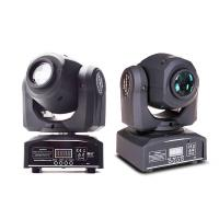 China Mini 30W LED Spot Moving Head Light for Stage / Disco / Club 16ch wholesale
