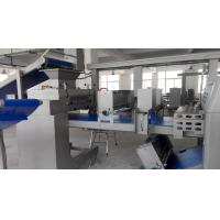 China Flexible  Modular Structure Pizza Dough Sheeter Machine For Various Bakery Project wholesale
