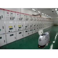 China Two Size Charger Compact Floor Scrubber Dryer Machine Pushing Behind For Electric Company wholesale