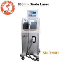 China Manufacture Supplier!!! 808nm diode laser hair removal machine for all skin types wholesale