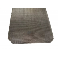 China Smooth Surface Plastic Recycling 10cm Stainless Steel Filter Mesh Screen wholesale
