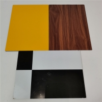 China 3mm,5mm, 6mm Light and hard wood Grain Aluminum Composite Panel wholesale