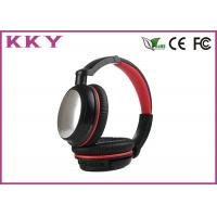 China Over Ear Style Wireless Pc Headphones , Noise Cancelling Bluetooth Headphones wholesale