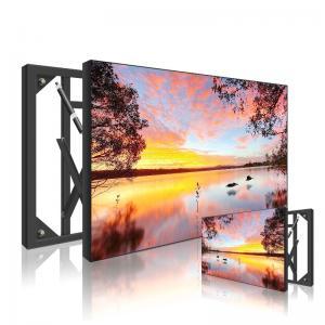 China Rohs 3x3 2x2 4K Video Wall Display wholesale