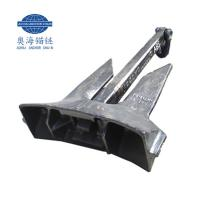 China China High Holding Power AC-14 Hhp Stockless Marine Anchor supplier wholesale