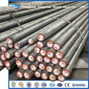 China Plastic Tool Steel P20 steel round bar supply wholesale