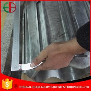 Stellite 31 High Precision Casting Cobalt Parts EB3416
