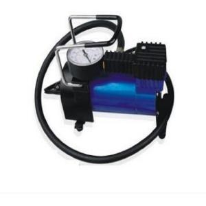 China 12 Volt 140psi Vehicle Air Compressor Kits Yf633 With Cigarette Lighter on sale
