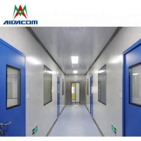 China 99.995% Dust Removal High Integrity GMP Cleanroom Project wholesale