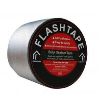 China High Strength Butyl Rubber Sealant Tape 10cmX10m Per Roll 1.0 Mm Thickness wholesale