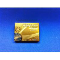 China Golden Stamping Paper Box Packaging For Sexual Herbal Stimulant Pills / Capsules wholesale