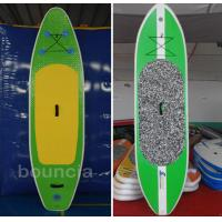 China Durable PVC Tarpaulin Surfboard / Inflatable SUP Board For Water Sports wholesale