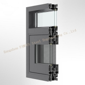 China 0.5-5.0mm Aluminium Window Frame Profiles wholesale