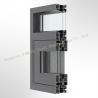 Buy cheap 0.5-5.0mm Aluminium Window Frame Profiles from wholesalers