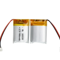 China 900mAh 3.7 V Lithium Polymer Battery For Digital Camera wholesale