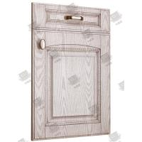 Quality Waterproof MDF Swing Wooden Moulded Doors PVC Coated Films Architraves for sale