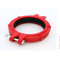 China 300PSI Ductile Iron threaded Fire Protection Pipe Fittings 219mm wholesale