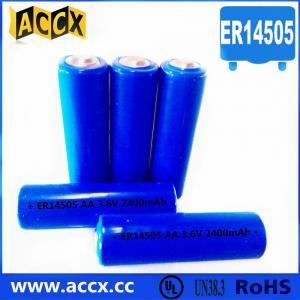 China ER14505 3.6v 2400mAh for the wireless temperature sensor wholesale