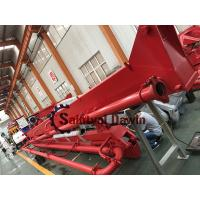 Buy cheap Top! 29m 33m Stationary Hydraulic Auto Lifting Concrete Placing Boom Distributor from wholesalers