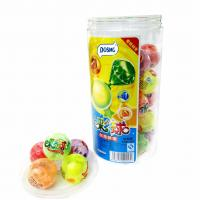 China Diamond Ball Calorie Free Healthy Hard Candy / Candies For Baby Low Sugar wholesale