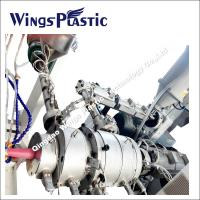 China China Professional PPR Pipe Extrusion Machinery Factory wholesale