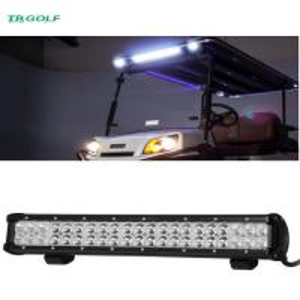 China Universal Golf Cart Led Light Bar / Golf Cart Spare Parts WX-CC-001L on sale