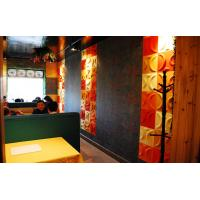 China Fashion Contemporary  Bedroom Wall Deco 3D Texture Wall Panels For Bar Individual Decoration wholesale