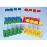 China Medical Grade Sterile Test Tubes With Lids Multi Colors Optional wholesale