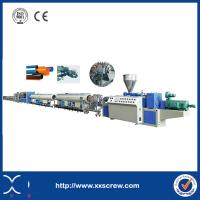 China Brand Xinxing PVC Pipe Machine with Double Screw Extruder wholesale