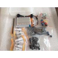 China Electronic Solderless Breadboard Kit with 400 Point Breadboard / LED / Resistor wholesale