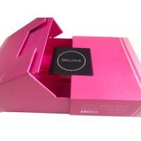 China Premium Luxury Magnetic Hair Extension Packaging Box CE FSC Approval on sale