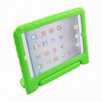 China EVA Case for iPad Mini, Suitcase Design, Perfect Accessory for Kids and Grown-ups Alike  wholesale