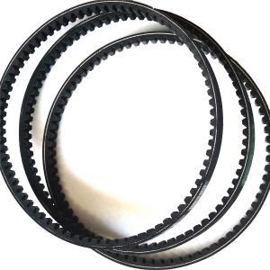 China Timing belt Auto v belt  OEM SVB101225/AVX10X1225/7700549230/613602/10692015 cogged v belt Ramelman timing belt on sale