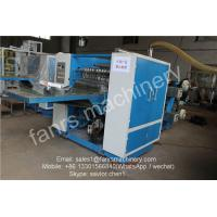 Buy cheap Aluminum Foil Drag Paper Folding Machine for Food Pop up Foil Sheet Folding from wholesalers