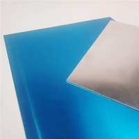 China Thickness 40mm 3005 Aluminum Flat Plate For Garage Door wholesale