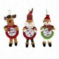 Buy cheap Christmas Dolls with Talismans, Ideal for Gifts from wholesalers