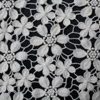 China Cotton Lace Fabric in Many Different Patterns, Available in Various Colors, Customized Designs wholesale