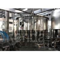 China Automatic Liquid Packing Filling And Capping Machine , Water Bottling Plant Water Filling System wholesale