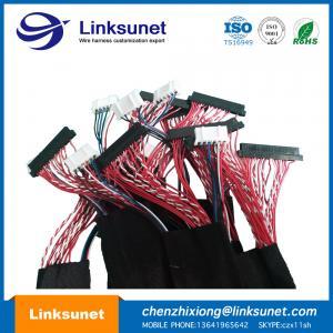 China Crimp Plug Single Row Wire Harness Assembly wholesale