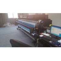 China High Resolution Economical Eco Epson Dx7 Printer For Outdoor , 3200mm Printing Width wholesale