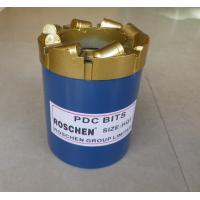 China PDC / PCD Diamond Core Drill Bits for Geotechnical and API Oil Gas Well Diamond Core Drilling wholesale