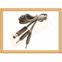 China DC 5.5 Tens Unit Cables To 2.0 2 Pin Medial Tens EMS Electrode Lead Wires wholesale