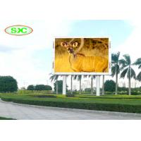 China P6 SMD Outdoor Advertising Led Display Screen module192*192mm 1R1G1B wall message wholesale