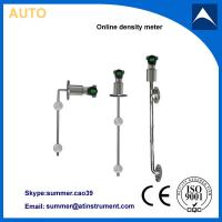 China MD 3051 series liquid density meter with 4 - 20mA output measure kinds of liquid wholesale