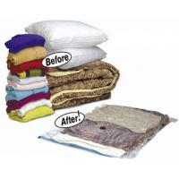China Bug - resistant Transparent plastic Clothes Vacuum Bags, Hand - Roll Bag, reusable wholesale