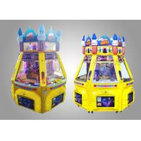 China Popular Dream Castle Novel Coin Pusher Machine With Jackpot wholesale