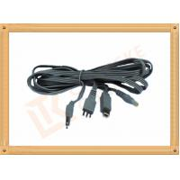 China Y Type Safety 2.35+Power to 3 Pin Tens Unit Cables OEM / ODM wholesale