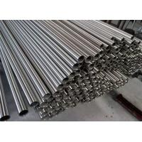 China TP904L Tig Welding Ss Pipe / Welded Stainless Steel Pipes ASME SA789 Standard wholesale